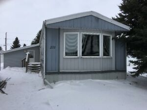 3 Bedroom Mobile home in Melfort