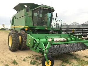 2003 9650sts + 930F w/ Crary Air Reel