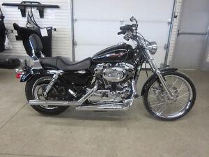 Harley Davidson Sportster 1200C 2009