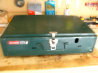 Coleman 425 Camp Camping Cook stove Mint