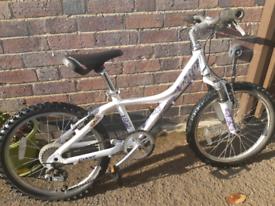 """20"""" girls bike"""