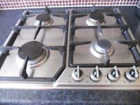 **DELONGHI**GAS HOB**COLLECTION\DELIVERY**MORE AVAILABLE**NO OFFERS**GOOD CLEAN CONDITION**