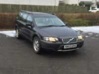 Volvo XC70 2.5 automatic 7 seater