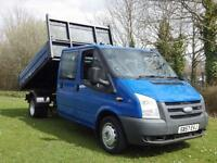 Ford Transit 350 DOUBLE CAB ONE STOP BODY