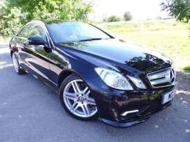 2009 Mercedes Benz E Class E500 Sport 2dr Tip Auto COMAND! Pan Roof! 2 door ...