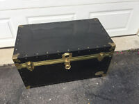 Vintage Everlite Cedar Lined Trunk