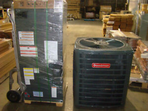 High Efficient Goodman Furnace Liquidation Sale (FREE DELIVERY)