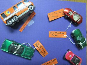 REDUCED! DINKY TOY, HOT WHEELS, CORGI, MATCHBOX AND MORE