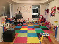 Baby sitter/ home daycare at Angus, On