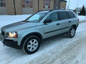 2004 VOLVO XC90 T6 AWD, TURBO // NAVIGATION// 7 SEATER
