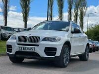 2013 BMW X6 3.0 M50D 4d 376 BHP Coupe Diesel Automatic
