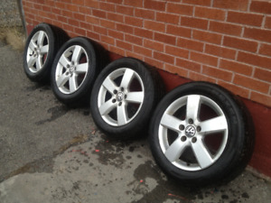 ***VW MAGS AND SUMMER TIRES***