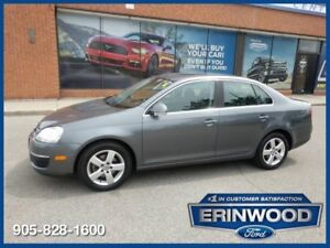 2008 Volkswagen Jetta 2.5 / ROOF / PWR GRP / HTD STS /  ALLOYS