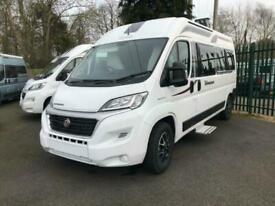 Brand new unregistered 2020 Elddis Impressa CV60 fixed bed van conversion