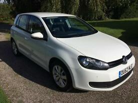 2012 62 Volkswagen Golf 2.0TDI ( 140ps ) Blue Motion Match 5d Diesel