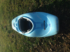 2x cheap whitewater kayaks for sale $350 each