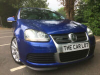 Volkswagen Golf 3.2 V6 4Motion 2007MY R32 ONLY 65K WITH FULL SERVICE HISTORY
