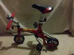Clown Bike Huffy Hear No Evil Micro Monkey