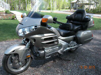 HONDA GOLDWING GL-1800 ABS