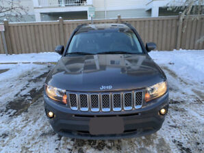 2016 Jeep Compass North 4X4 Leather (Estate Sale) Safetied