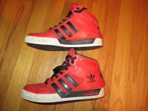 Boy's Adidas Sneakers- size 5