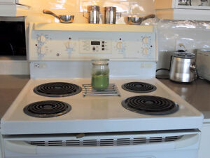 GE self cleaning stove Peterborough Peterborough Area image 1