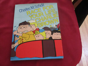 Race for your life Charlie Brown Schultz  HC/DJ