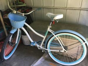 woman's bicycle