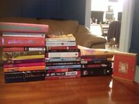 Books (mostly in EUC) $2-5 each or $75 for all