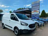 2019 Ford Transit Custom 2.0 TDCi 105ps Low Roof Van EU6...VERY LIGHT USE.. PANE
