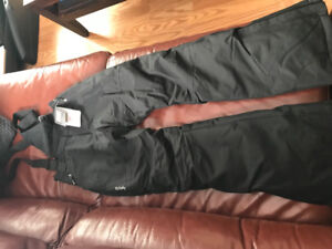 Brand New McKinley insulated snow pants (Large)