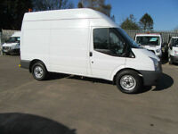 Ford Transit 350 Mwb 35,000 Miles 115 bhp Workshop Utiliy Fitters Van 110v Power