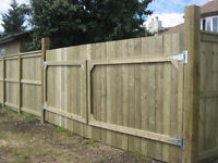 RJ Fencing and Construction