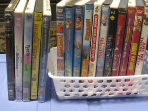 Childrens' DVDs perfect for summer viewing