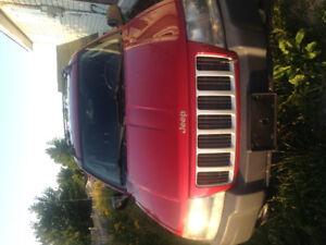 2004 Jeep Cherokee Other