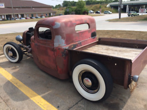 Looking for hot rod/ rat rod builder
