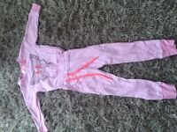 Girls mimpi tracksuit age 4
