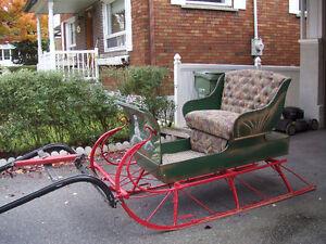 sleigh catherine
