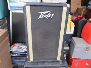 fender and peavey speaker cabinets  NEW LOW PRICE $50