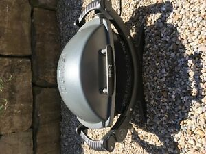 Weber Q 140 Portable Electric Barbecue BBQ Grill