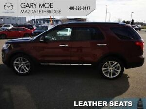 2016 Ford Explorer Limited   - 3rd row seating - $227.96 B/W