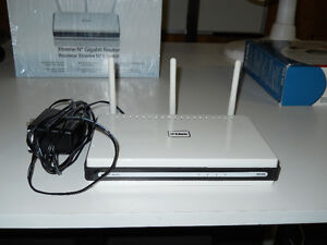 D-Link DIR-655 Extreme N Wireless router