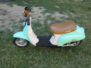 Electric scooter for kids $175