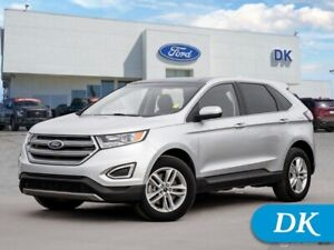 2016 Ford Edge SEL  AWD w/Leather, Moonroof, Nav, and More!