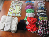 Sunbaby Cloth Diapers - Everything you need!!