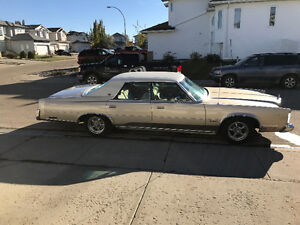 1978 Chrysler New Yorker