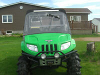 arctic cat powler 650 h`1 reduce $7500