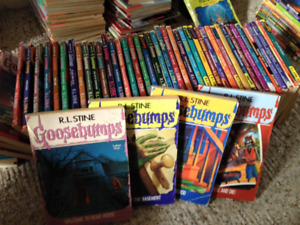 200 children's chapter books