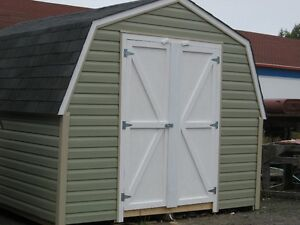 NEW 10X14 SHED