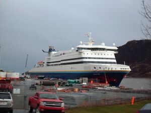 Ride to Port-aux-Basques